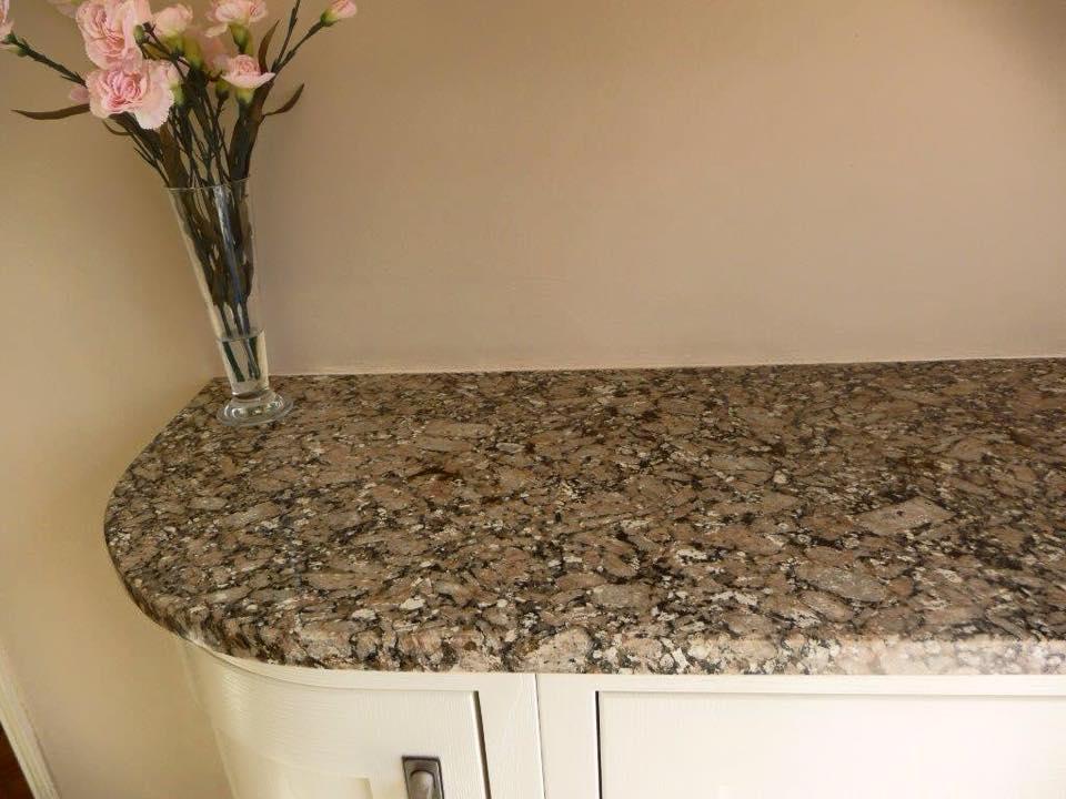 Curved Granite